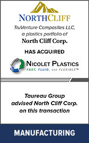 Taureau Group advised North Cliff Corp on this transaction