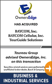 Taureau Group advised OwnersEdge on this transaction