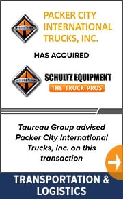Taureau Group advised Packer City International Trucks, Inc. on this transaction