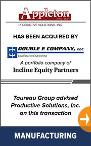 Taureau Group advised Productive Solutions, Inc. on this transaction